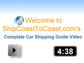 Auto Transport Video