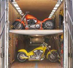 Motorcycle Transporter